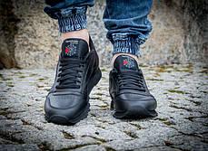 Кроссовки Reebok Classic Leather Black 2267 (Оригинал), фото 2