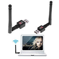 Адаптер WI-FI USB 48158 150Mb mini антена