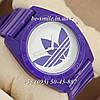 Adidas Log Purple\White