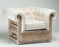Кресло Честерфилд Кантри, фото 1