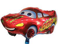 Воздушный шарик из фольги Тачки