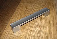 Ручка мебельная GAMET UU0408 160 мм алюминий, фото 1