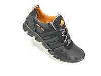 Кожаные мужские кроссовки Extrem стиль Adidas clima cool
