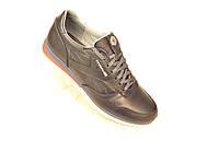 Кожаные мужские кроссовки Extrem стиль Reebok