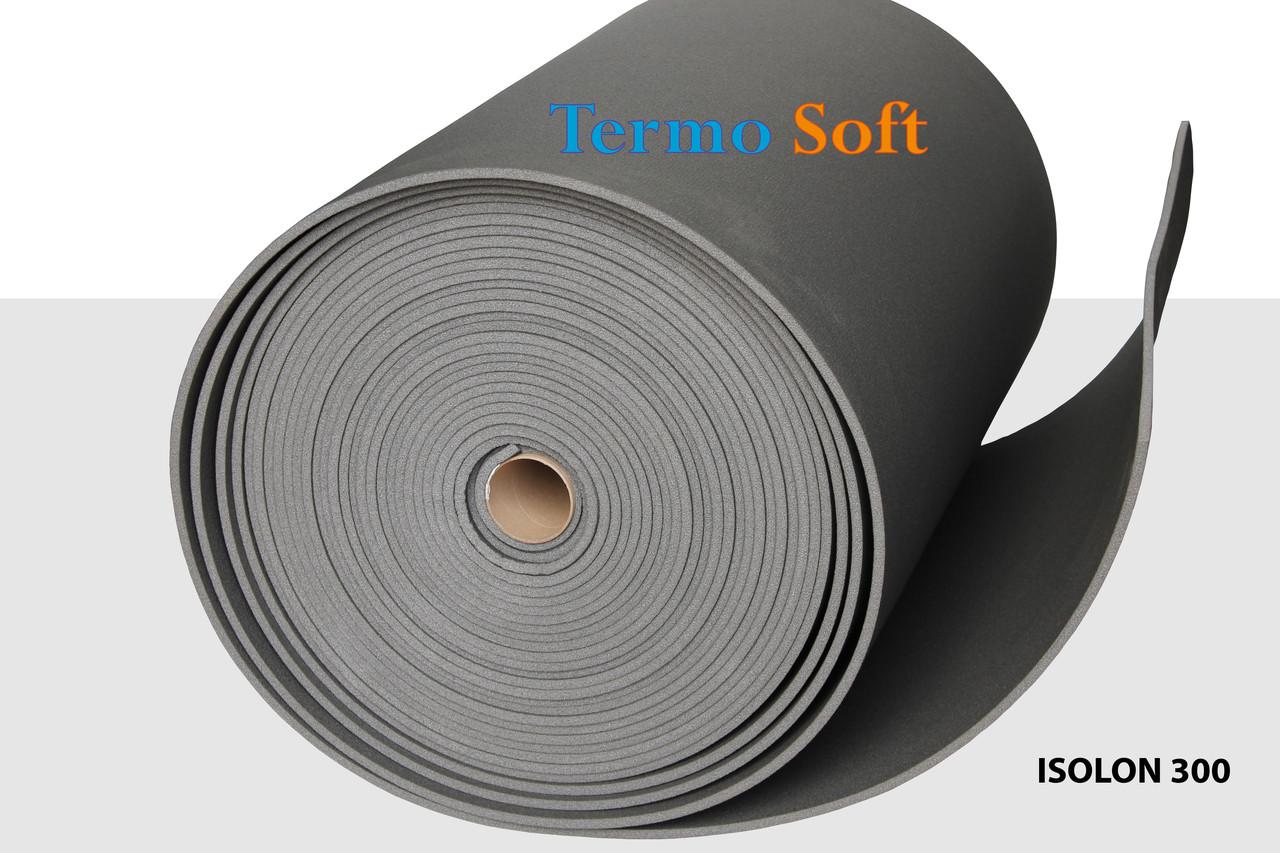 Материал для теплоизоляции и шумоизоляции. Вспененный полиэтилен, полотно ППЭ НХ-4мм