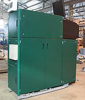 Твердотопливный котёл длительного горения 50 кВт с автоматикой