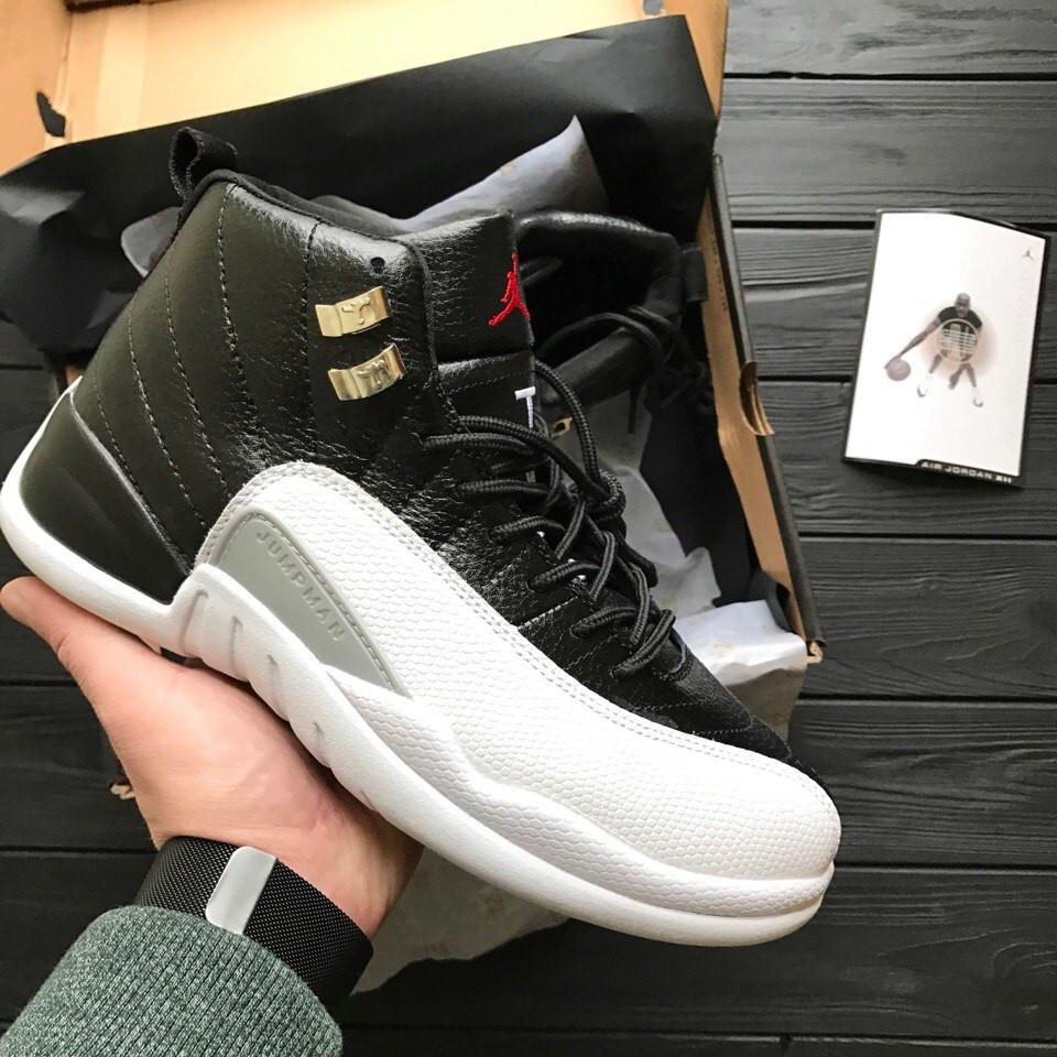 8596ee9e Кроссовки в Стиле Nike Air Jordan 12 Low