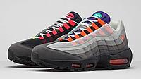 Кроссовки Nike Air Max 95 Grey/Multicolor
