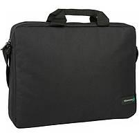 Сумка для ноутбука Grand-X SB-115 Black прочная надежное хранение перенос, фото 2