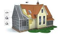 Строить дом из лстк