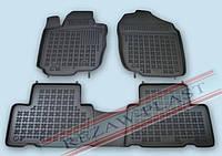 Коврики в салон Toyota Rav4 06-12 EUROPA (3 шт.) Rezaw-Plast  201406