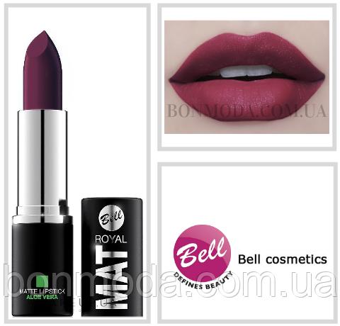 Bell Royal Mat Lipstick Матовая помада № 14