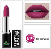 Bell Royal Mat Lipstick Матовая помада № 15