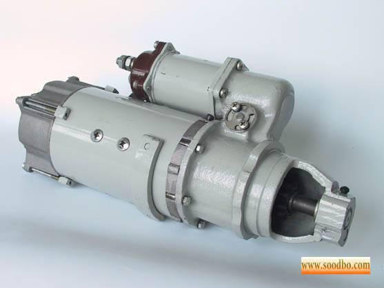 Стартер К-700/ МАЗ/ КрАЗ/ БелАЗ (24В/8,2кВт), фото 2