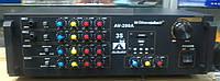 Усилитель звука AMP 200A, мощный усилитель звука amp, усилитель мощности звука, цифровой