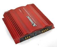 Авто усилитель фирменный Cougar CAR AMP 500.4, усилитель для авто, усилитель мощности звука