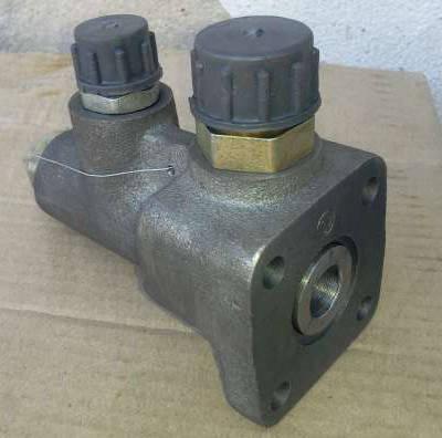 Клапан потока Т-40, фото 2