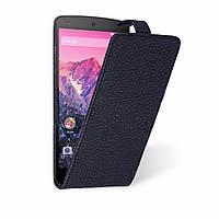 Чехол флип Liberty для LG Google Nexus 5 Черный