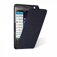Чехол флип Liberty для BlackBerry Z10 Черный