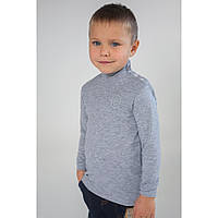 Гольф детский для мальчика серый 03-00593-1
