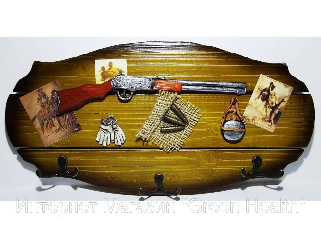 """Ключница на 6 крючков KC208B, деревянная ключница, оригинальная вешалка для ключей, ключница - Интернет Магазин """"Зефиръ""""  в Киеве"""