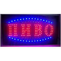 """Светодиодная вывеска """"Пиво"""", рекламная светодиодная вывеска, светодиодная вывеска на магазин"""