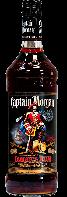 Ром Captain Morgan Black 1L (Капитан Морган Блэк 1л)