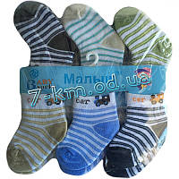 Носки для младенцев NaMiCA-2011 хлопок 12 шт (6-12 мес)