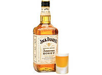 Виски Jack Daniel's Tennessee Honey (Джек Дениелс Медовый) 35% 1L