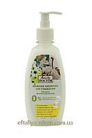 Нежное молочко для умывания для сухой чувствительной кожи Клиника Здоровья (Famili Doctor)