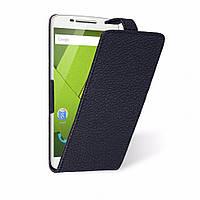 Чехол флип Liberty для Motorola Moto X Play (XT1562) Черный