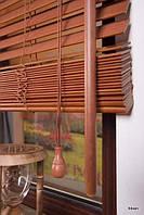 Жалюзи деревянные декоративные натуральные производство под заказ