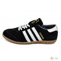 Кроссовки Adidas Hamburg Trainers Black