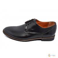 Туфли кожаные Van Kristi Collection 280 Black