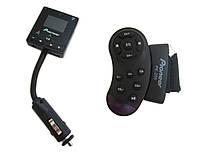 Авто FM трансмиттер модулятор ФМ пульт на руль ME 197