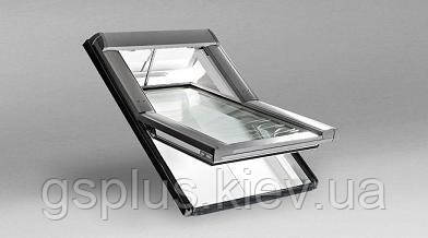 Пластикове мансардне вікно Roto R4 540mm x 980mm, фото 2