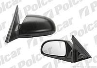 Зеркало левое механ Hyundai Accent 01-06