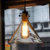Светильник потолочный подвес Loft [ Glass watering can ] ( 1 Lamp )