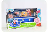 Детский игровой набор «Катер Свинки Пеппы» LQ912A