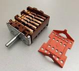 Переключатель мощности конфорок для электроплиты Indesit 46.27266.813, фото 2