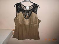Нежная блузочка с гипюром, фото 1