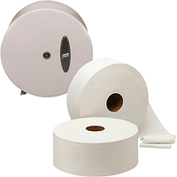 Marathon Бумага туалетная Extra целюлозный джамбо 2-х сл. 150м.