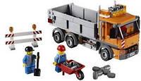 Конструктор  Lego City Самосвал 4434