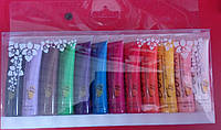 Краски акриловые для дизайна ногтей,для китайской росписи