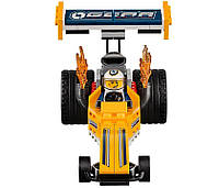 Конструктор Lego City Грузовик для перевозки драгстера 60151