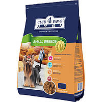 Клуб 4 лапы корм для собак малых пород, 3 кг