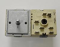 Переключатель конфорки стеклокерамики с расширением Ego 50.55021.100