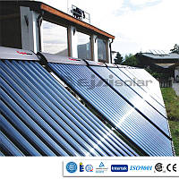 Солнечный коллектор вакуумный Ejaisolar С01 YYJ-C01-20 200 литров