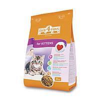 Клуб 4 лапы корм для котят, 3 кг