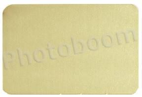 Металлическая пластина для сублимации, золото металлик